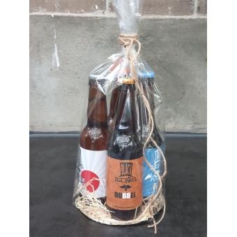 Vaderdagtip: cadeauverpakking met 4 verschillende bieren